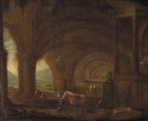 Follower of Abraham van Cuylen