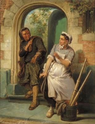 Pieter Alardus Haaxman (Dutch,
