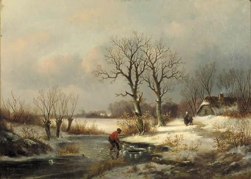 Louis Sierich (Dutch, 1834-191