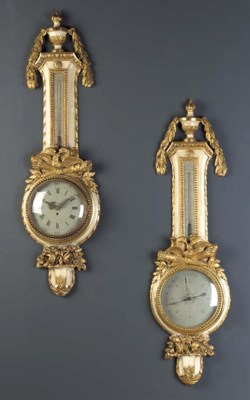 A French parcel-gilt and white