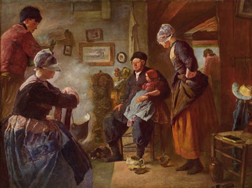 Carl Jacoby (German, 1853-?)