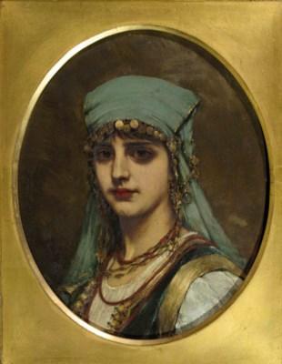 Jan van Beers (Belgian, 1852-1