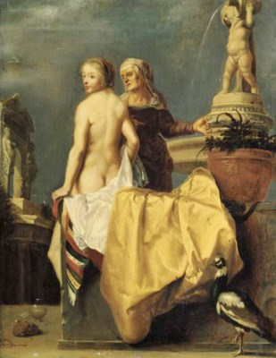 Attributed to Francois Verwilt