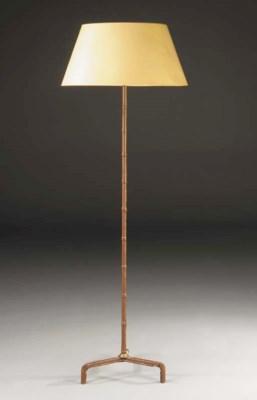 A Standard Lamp