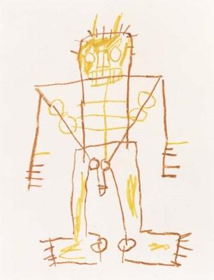 Jean-Michel Basquiat (1961-198