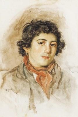 William Henry Hunt, O.W.S. (17