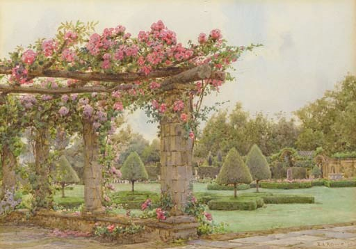 Ernest Arthue Rowe (1863-1922)