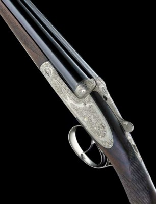 A FINE SMEETS-ENGRAVED 16-BORE