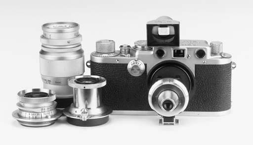 Leica IIIf no. 544642