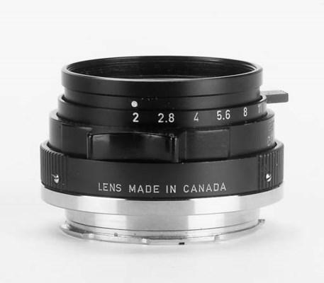 Summicron f/2 35mm. no. 231795