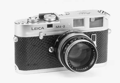 Leica M4-2 Anniversary no. 152
