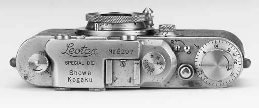 Leotax Special DIII no. 5297