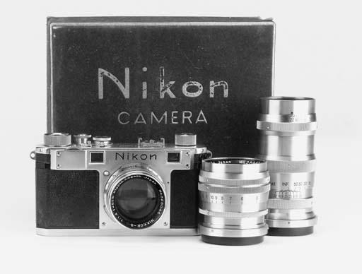Nikon S no. 6099092