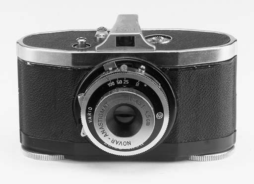 Zeiss Ikon Prototype camera