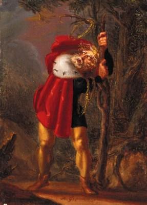 Manner of William Blake