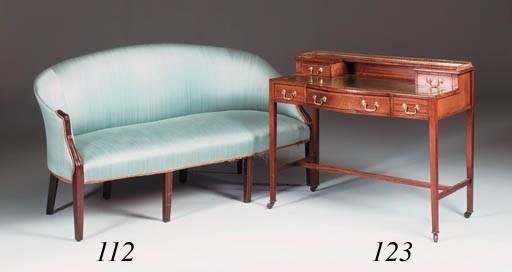 A mahogany sofa, parts early 1