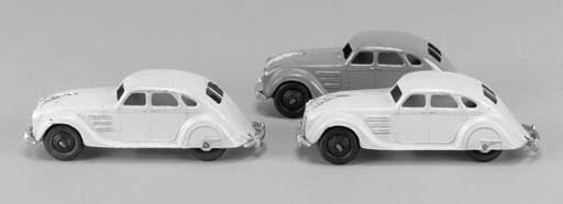 Dinky 30 Series Cars