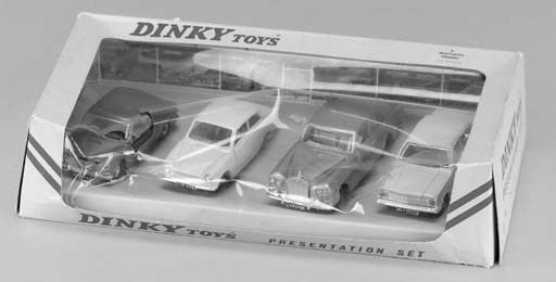 Dinky and other makers