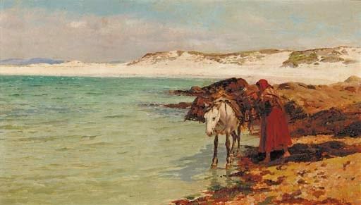 Charles Napier Hemy, R.A. (184