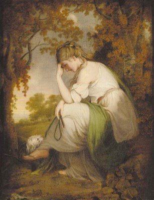 After Joseph Wright of Derby