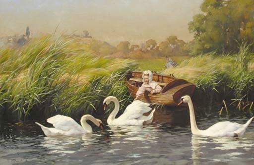 Frank Percy Wild, R.B.A. (1861