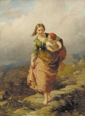 James John Hill, R.B.A. (1811-