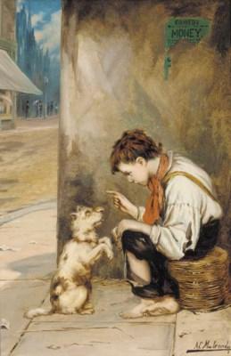 Augustus E. Mulready (fl.1863-