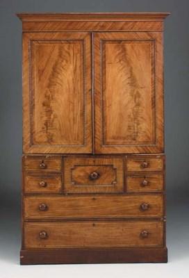 A Scottish early Victorian mah