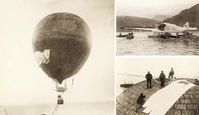 Ballooning 1897-1930