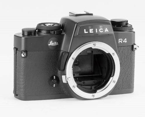 Leica R4 Safari no. 1556856