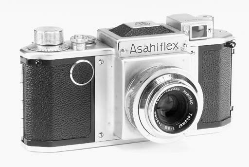 Asahiflex IIB no. 82347
