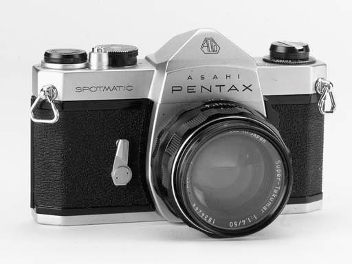 Pentax SP no. 1274864