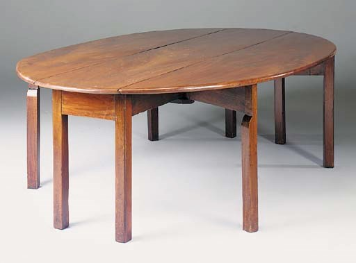 A mahogany wake table, parts 1