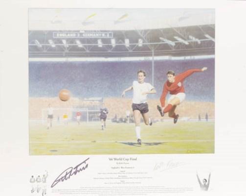 England World Cup 1966: a prin