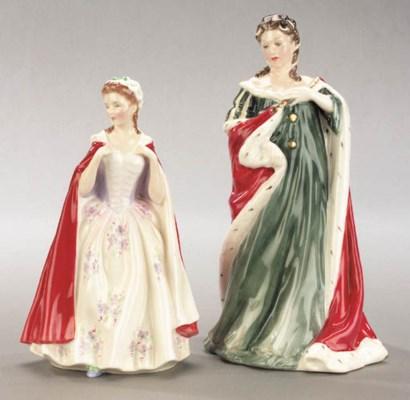 'Queen Anne' H.N. 3141