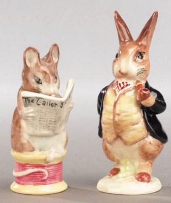 'Mr Benjamin Bunny' and 'Tailo