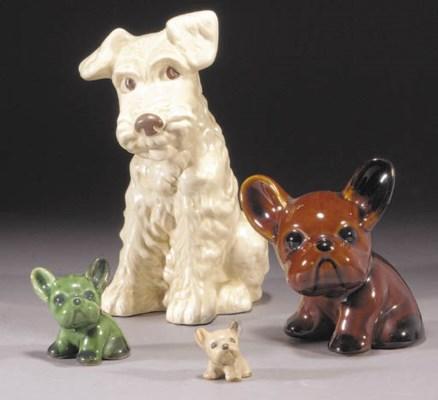 A Sylvac terrier