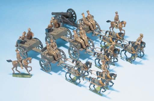 Heyde US Army Artillery