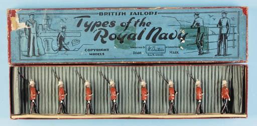 Britains rare Set 1620 Royal M