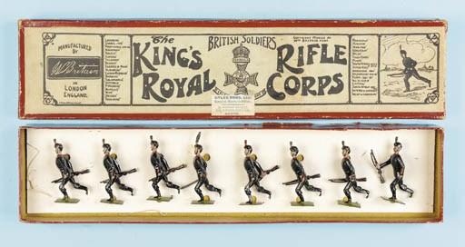 Britains Set 98 King's Royal R