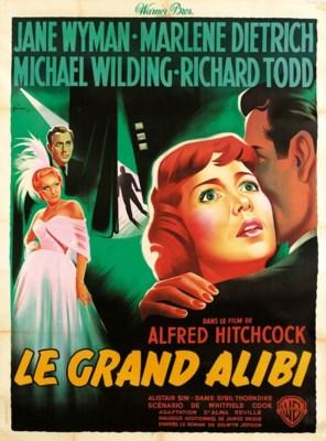 Stage Fright/Le Grand Alibi