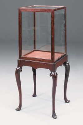 A GEORGE III IRISH MAHOGANY DI