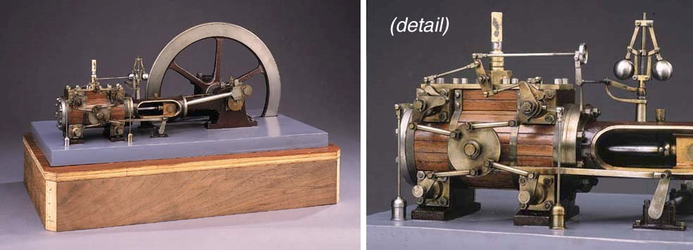 A well engineered model of a B