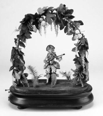 A Phalibois musical punchinell