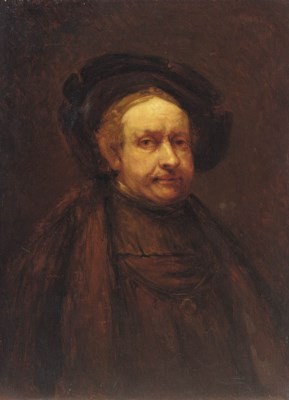 After Rembrandt Harmensz van R