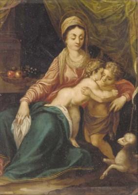 Follower of Annibale Carracci