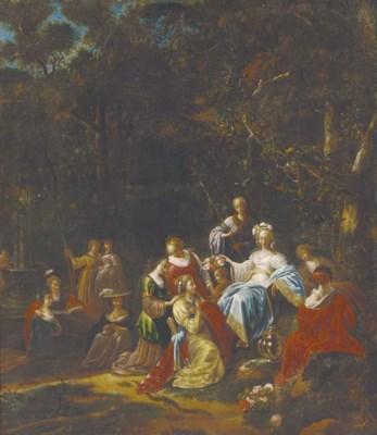 Circle of Jacob Willemsz. de W