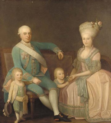 Danish School, 18th Century