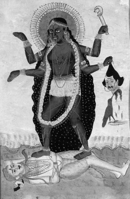 Kali Calcutta, 19th Century