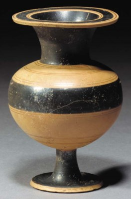 AN ATTIC POTTERY LYDION